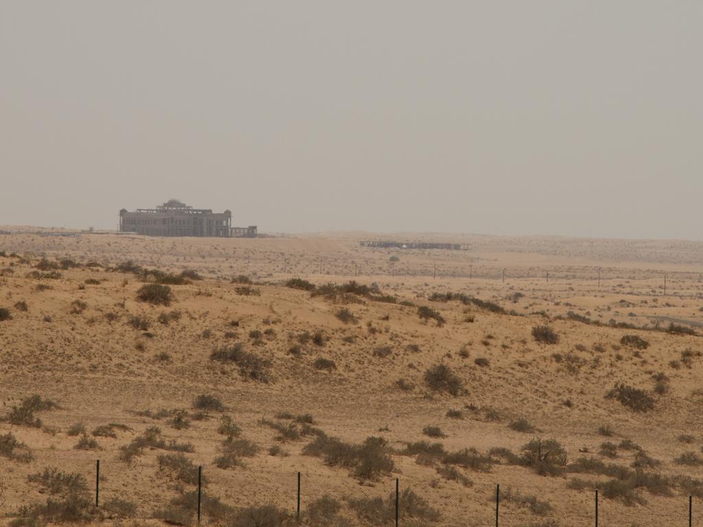 Wüstenpalast