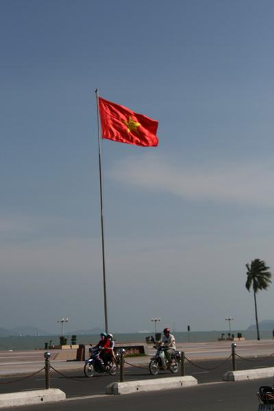 Vietnam-Fahne